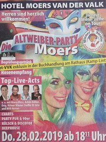 Altweiber-Party